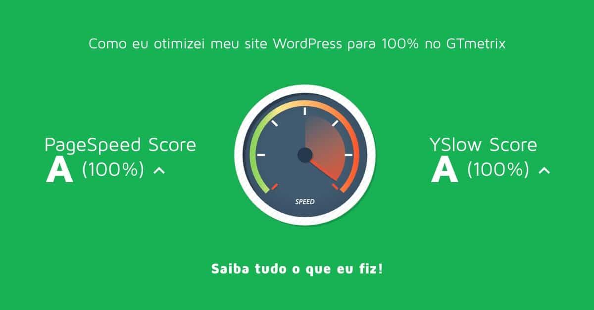 Aumentar a velocidade do seu site WordPress