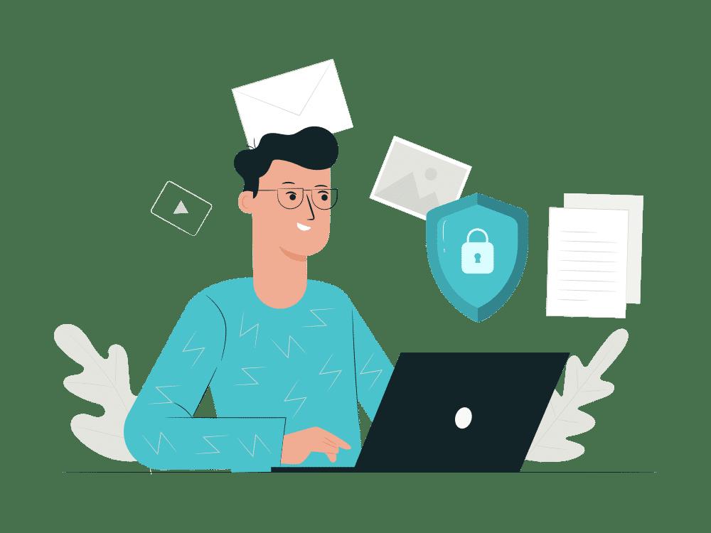 Hospedagem de sites em Joinville - Segurança
